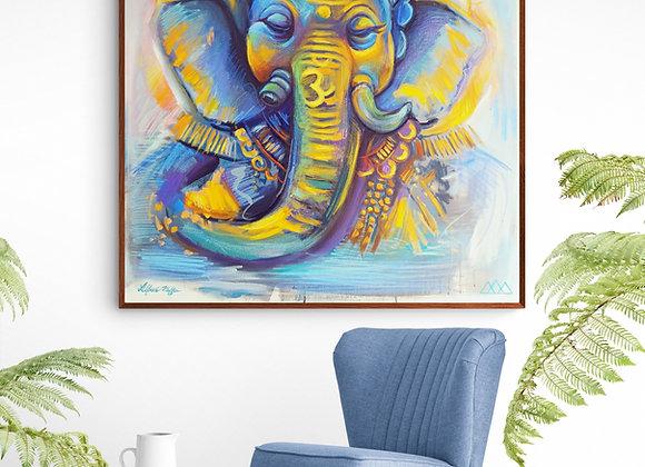 """Quadro Original """"Ganesha"""""""