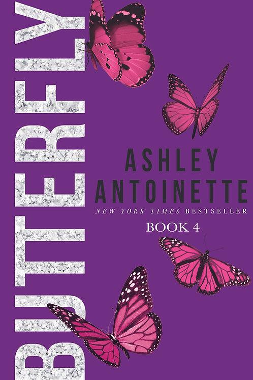 Butterfly 4 by Ashley Antoinette