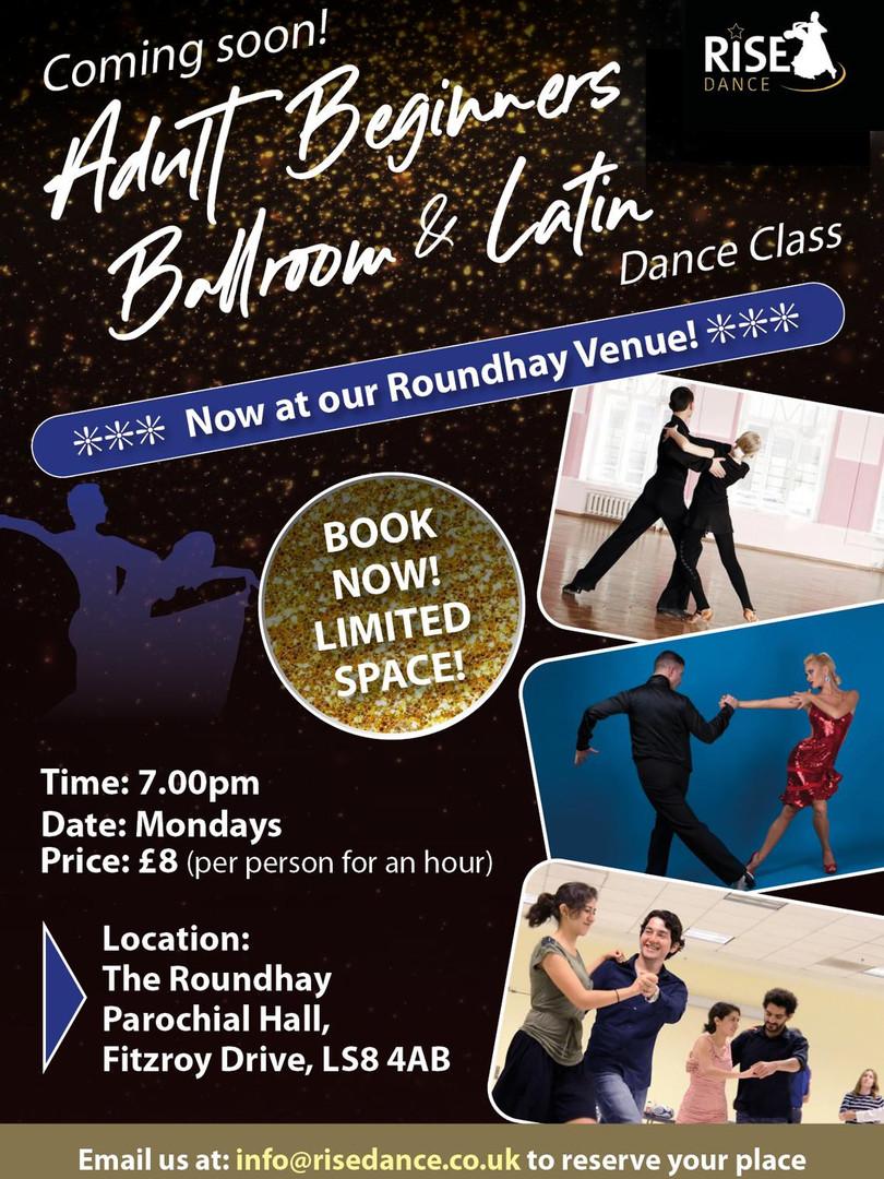 leeds dance classes