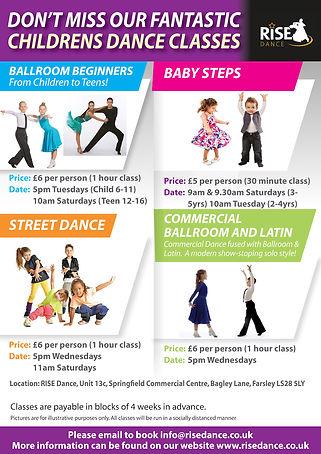 Children Dance Classes Leeds