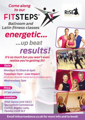 Adult Dance Classes Leeds