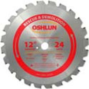 Oshlun Carbide Tipped Rescue Blade