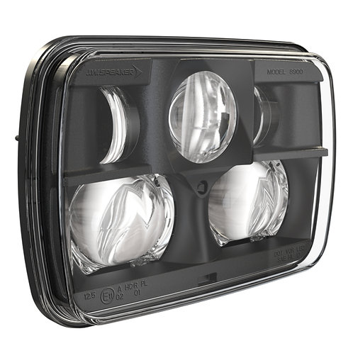J.W. Speaker 8900 Series Evolution 2 Headlight (Non-Heated)