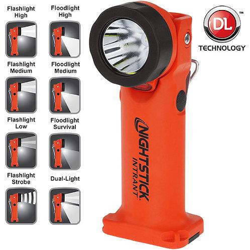 Nightstick INTRANT™ Intrinsically Safe Dual-Light™ Angle Light - 3 AA