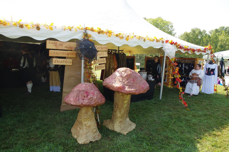 Under The Mushroom