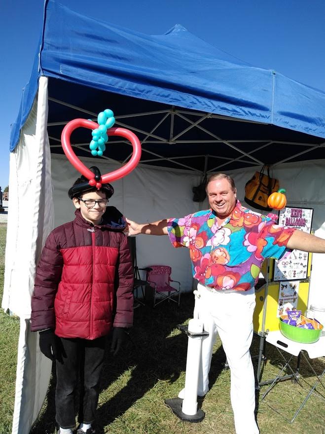 Ken's Balloon Magic