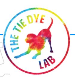 The Tie Dye Lab
