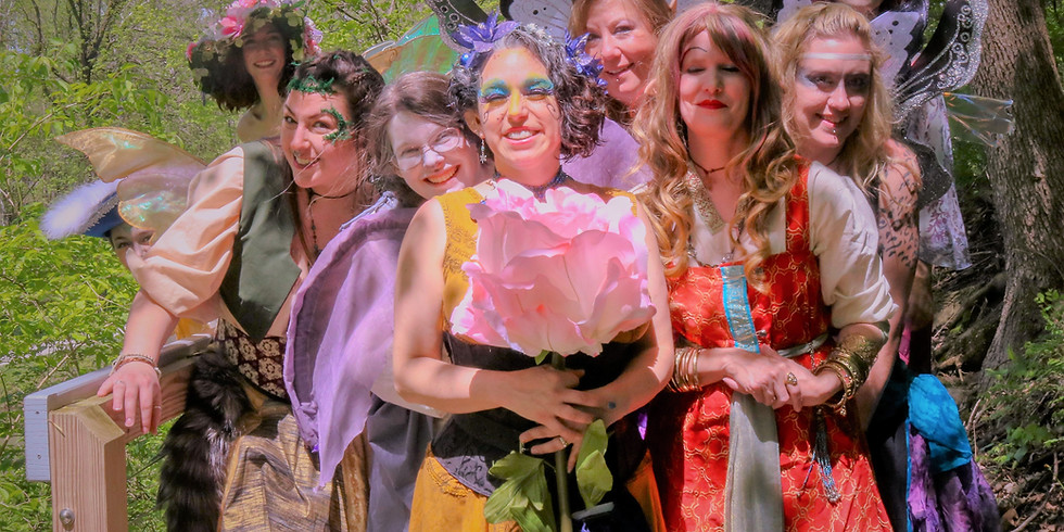 Central Indiana Enchanted Fairy Festival 2022 Find Your Tribe!
