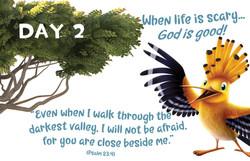 vbs bible point each day poster 2019 day
