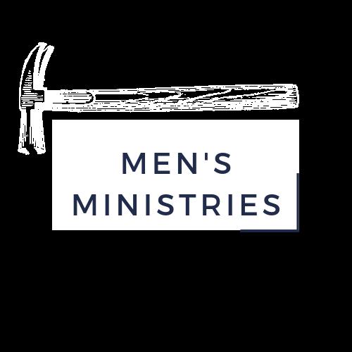 Men Ministries logos 2019-2020 white ham