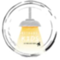 Light Green Bulb Children & Kids Logo (1