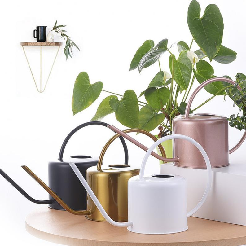 House plants watering can. Click on the image to shop on Etsy.