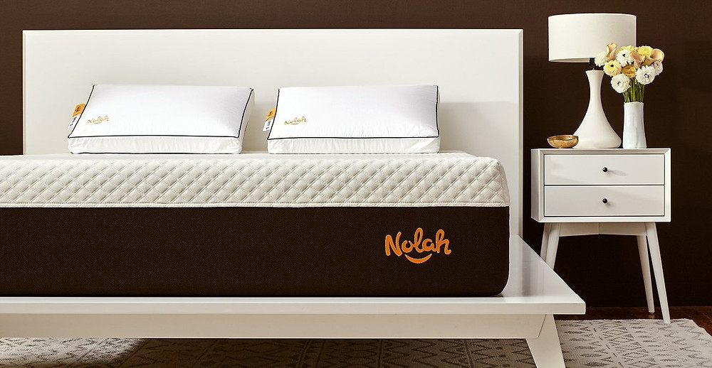 Natural Eco Friendly mattress by Noah