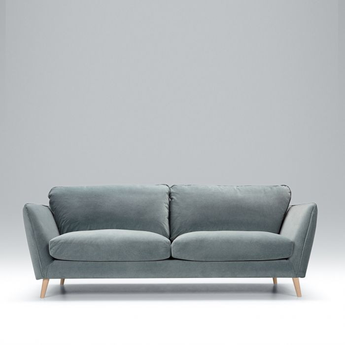 Design your living room this autumn with sustainable sofa furniture.
