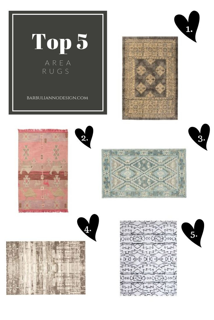 top 5 area rugs makeup corner