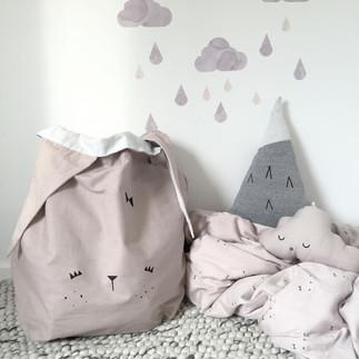 Fabelab Storage Bag Bunny
