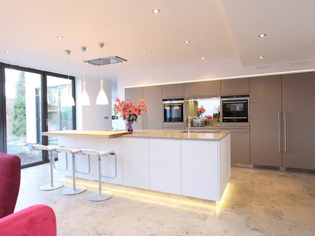 TOP 5 Benefits of Using LED Lighting In Interior Design