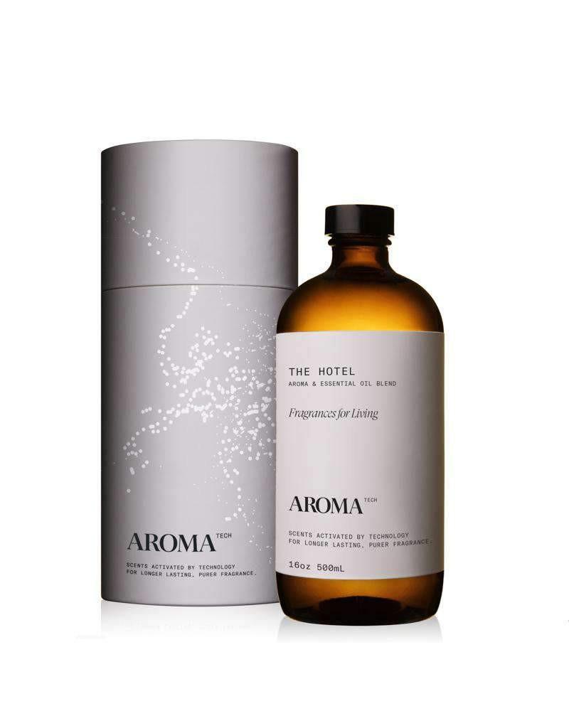 Relaxing bathroom accessories - Hotel essential oil