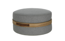 Sustainable Pouffe
