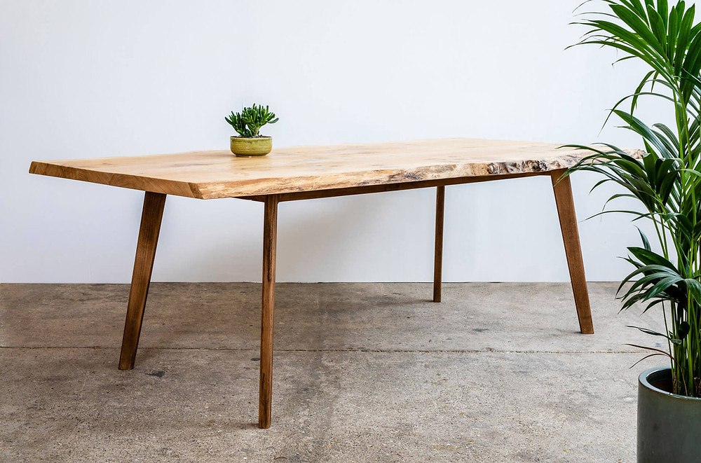 sustainable table forest and maker