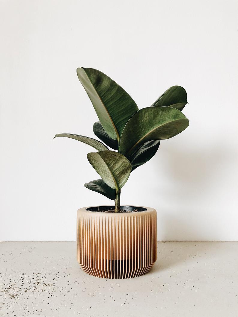 Japandi accessories - planter