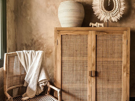 Rattan Furniture Trend Nailing That Natural Effortless Look