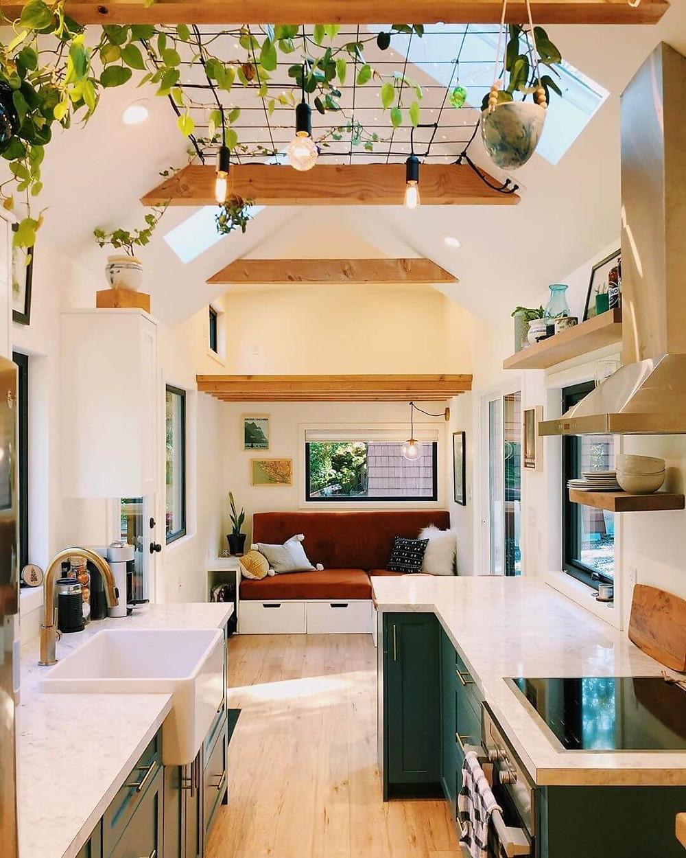 tiny home modern design