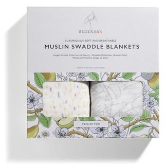 Eco friendly nursery blanket