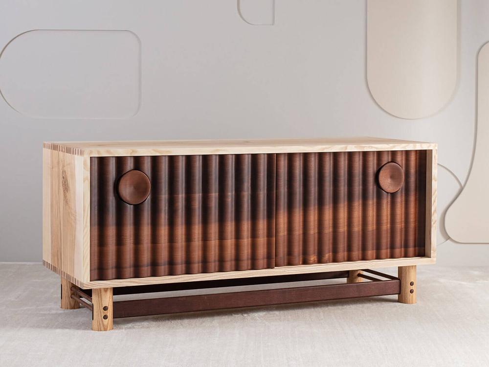 sustainable furniture, dresser Jan Hendzel