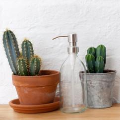 clear glass soap dispenser.jpg