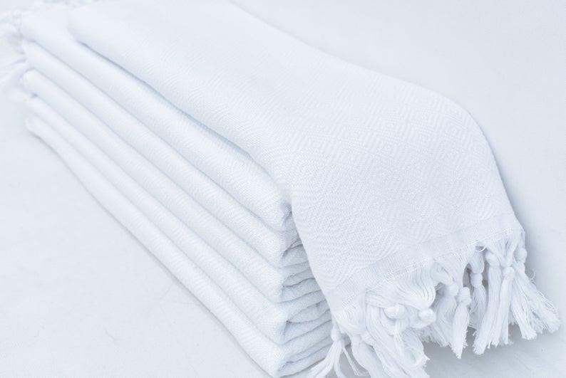 Organic Cotton Towel for spa bathroom