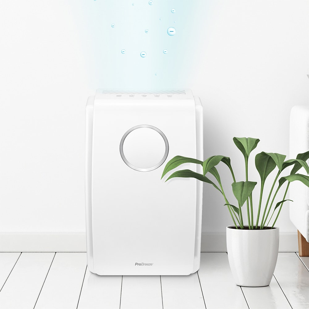 Air Purifier by ProBreeze, affordable solution for clean indoor air.
