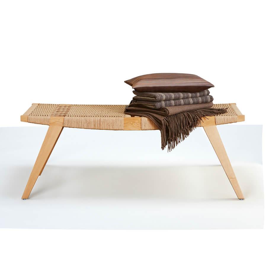 sustainable furniture, pi3 Stool oak