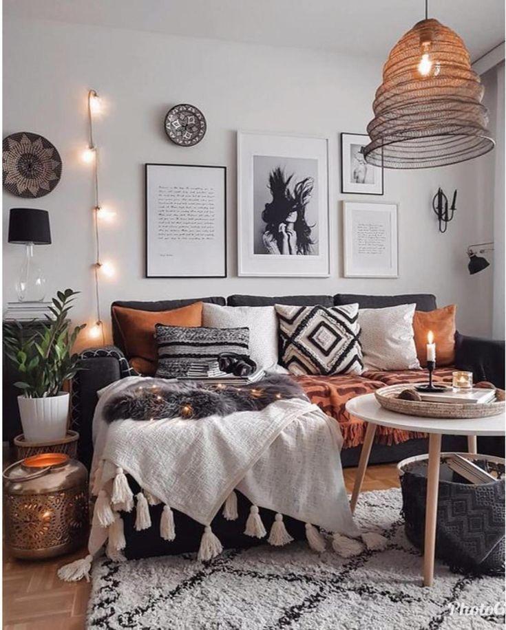 cosy living room decor
