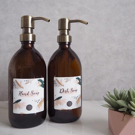 amber glass soap dispenser.jpg