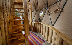 sustainable glamping