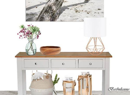 How to Create a Stylish Entryway in a Small Space