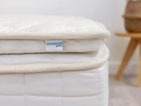 6 Top Eco-Friendly & Organic Mattress Toppers in The UK
