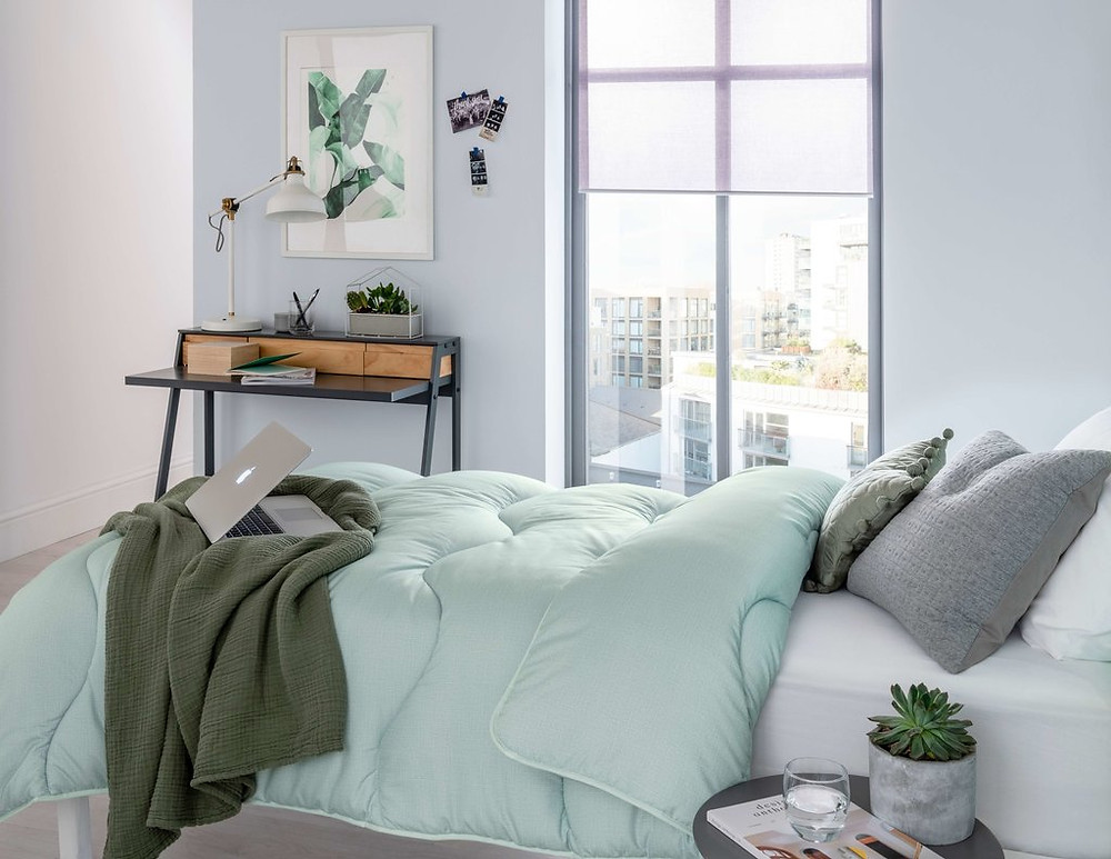 Soft Eco Conscious affordable luxury duvet.
