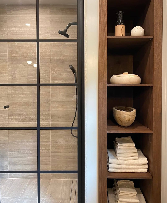 Spa bathroom design inspiration
