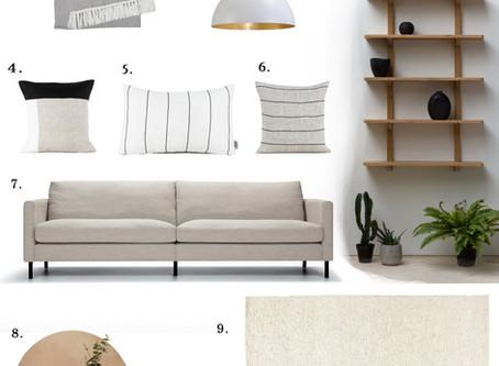 Eco-Friendly Living Room Decor