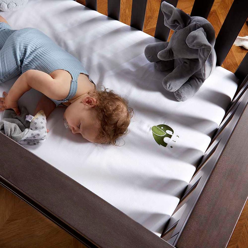 Organic natural mattress for kids