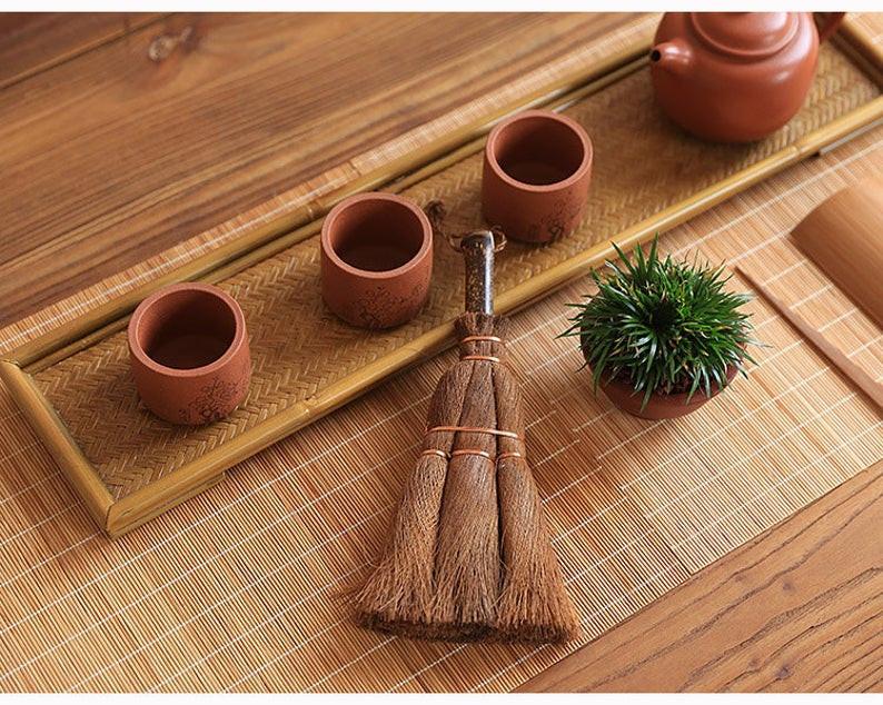 Handmade Japanese Broom - Japandi Accessories