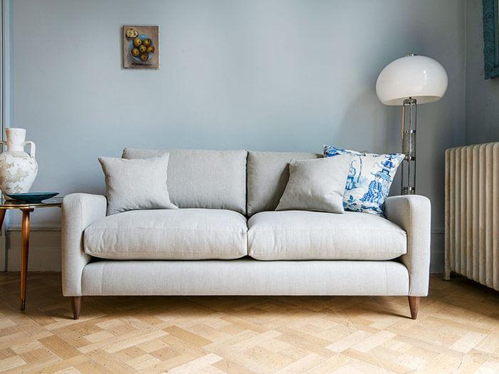 Japandi living room sofa