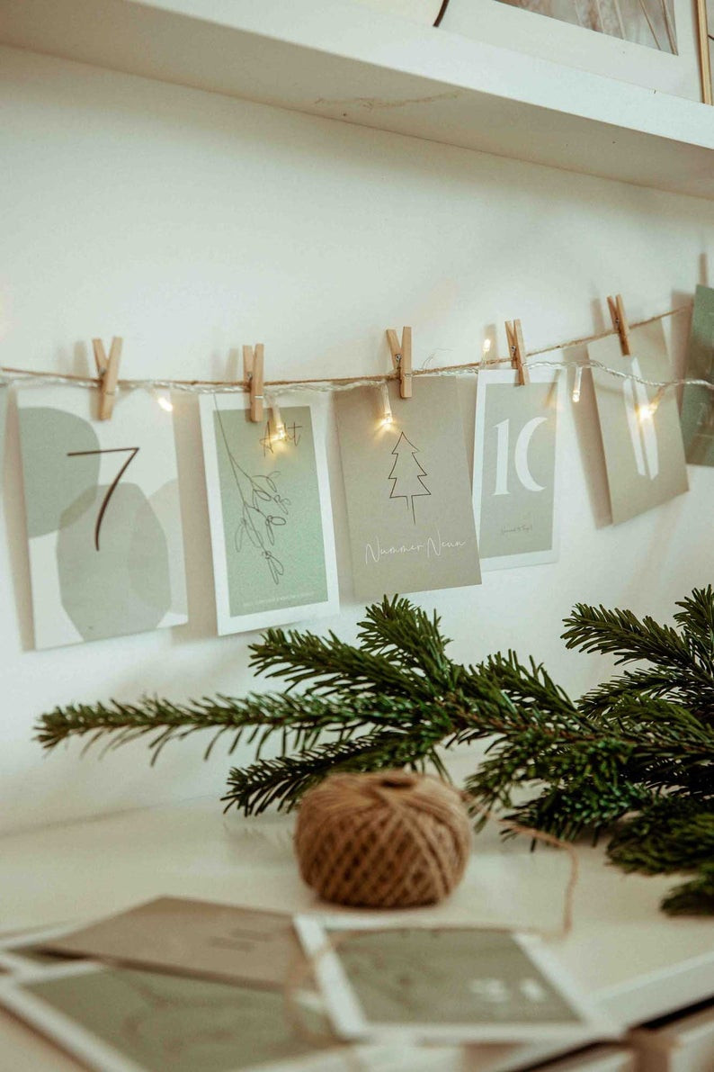 Ana Johnson x Etsy Advent Calendar - Tickets