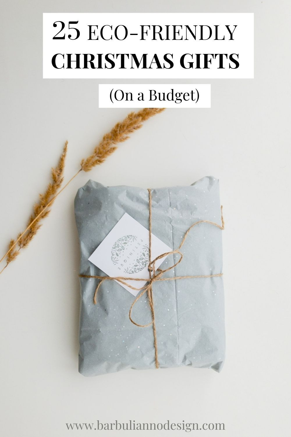25 Best Eco-Friendly Christmas Gifts On a Budget