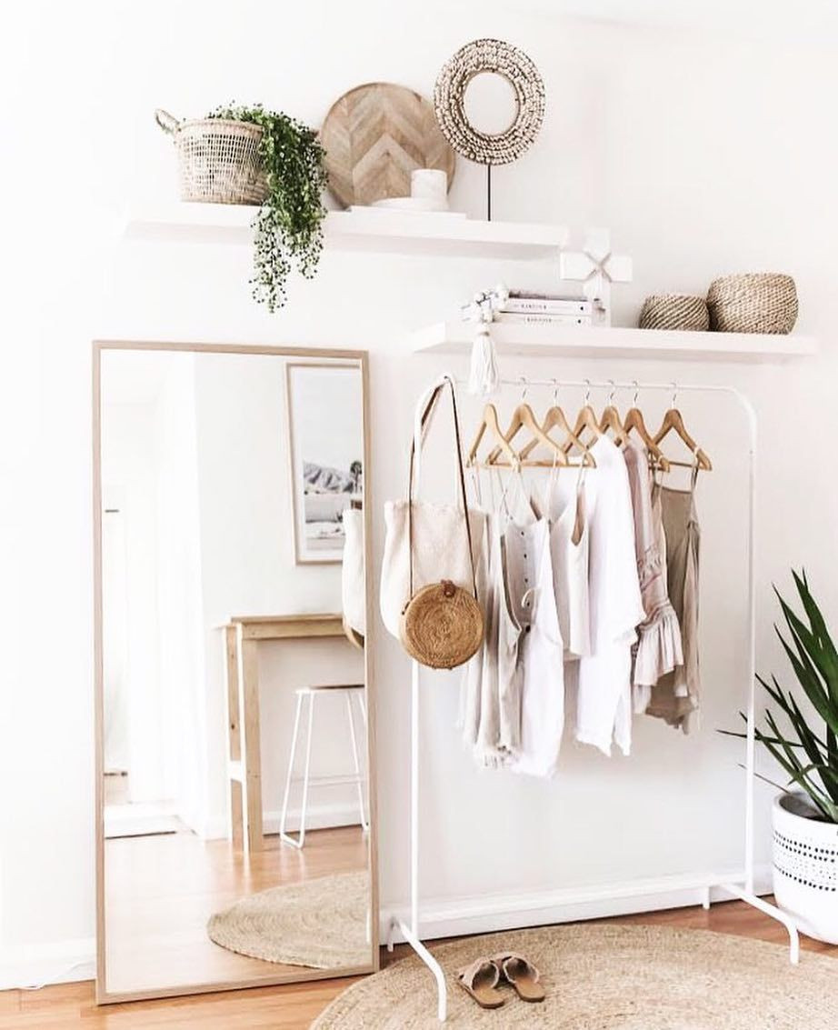 how to organise your clothes ideas