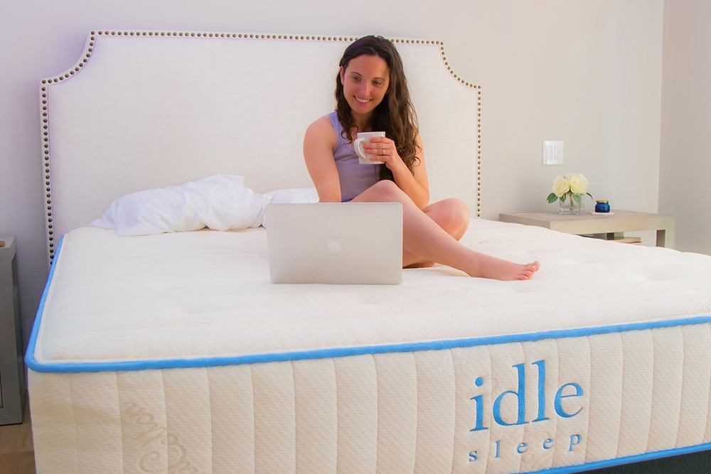 Eco Friendly mattress for healthy sleep and planet