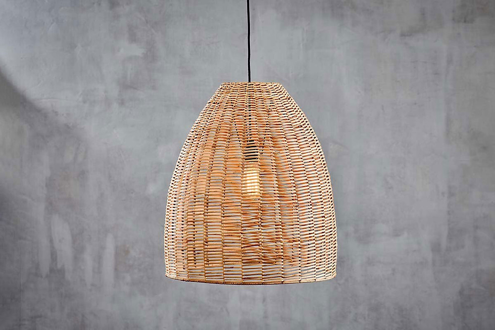Add personality to your new home with statement pendant light.