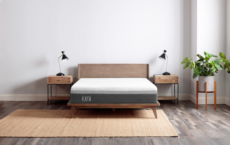 Eco friendly mattress by Kaya